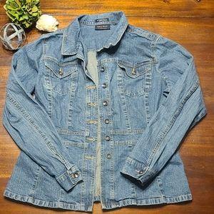 Access by Liz Claiborn jean jacket